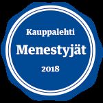Kauppalehti - Menestyjät 2018
